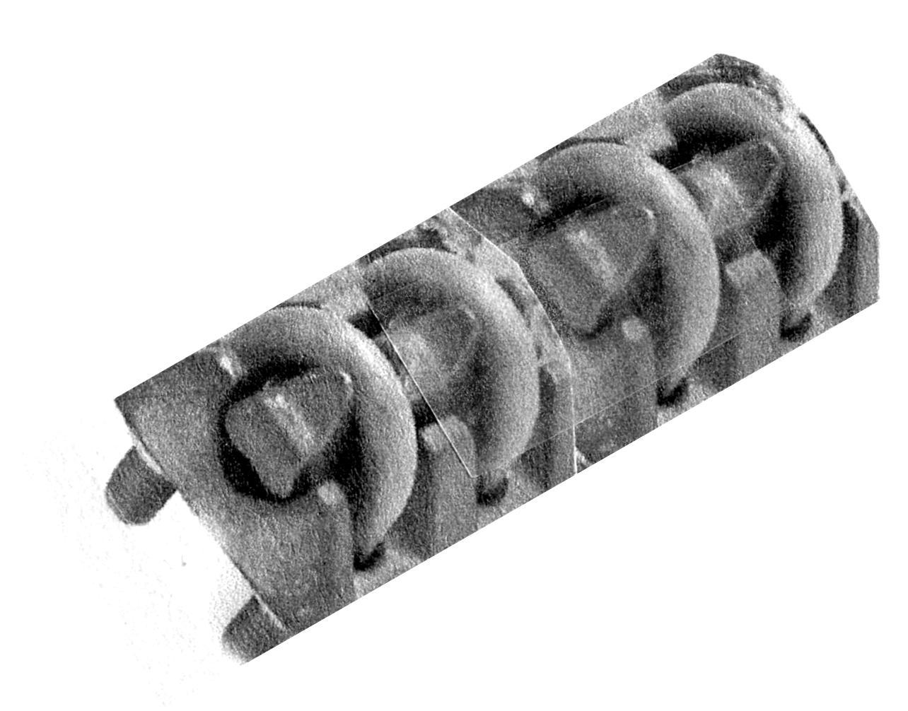 Aluminium Conductor Straight Connector- ASJ