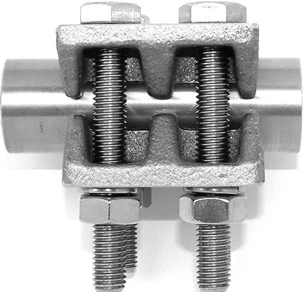 Aluminium Tube To Flat Connector- ATF