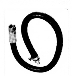 pneumatic grease dispenser hose assembly