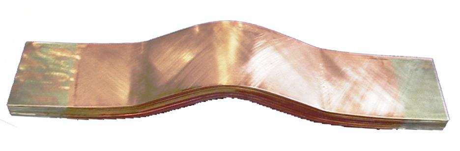 Copper Flexible Laminated Connections LXC
