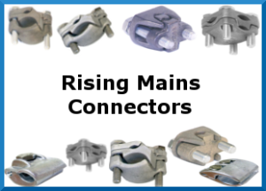 powerline Equipment Rising Mains Connectors